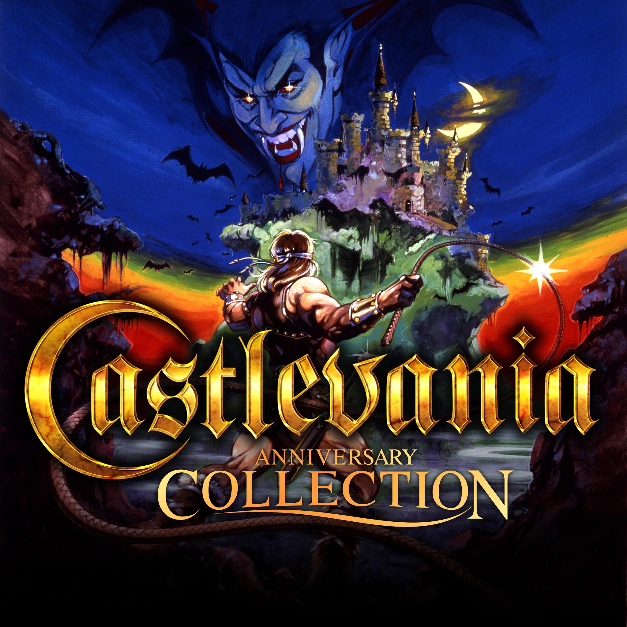 Sélection de bundle Konami Anniversary Collections - Ex: Castlevania Anniversary Collection sur PS4 (Dématérialisé)