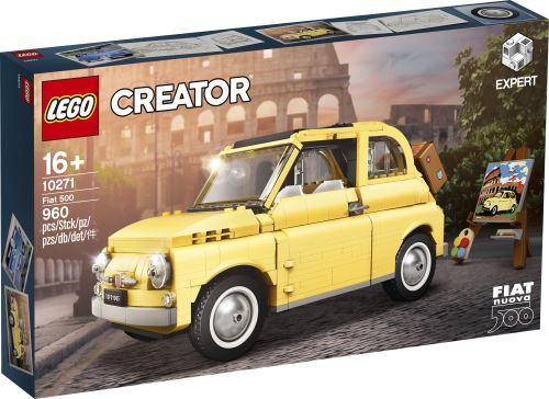 Jeu de construction Lego Creator (10271) - Fiat 500