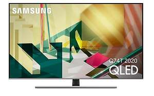 "TV 55"" Samsung QE55Q74T (2020) - QLED, 4K UHD, 100 Hz, HDR 1000, Smart TV"