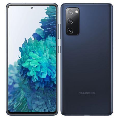 "Smartphone 6,5"" Samsung Galaxy S20 FE 5G - Full HD+ 120Hz, Snapdragon 865, 128 Go, 6 Go RAM, Différents coloris + 12€ de Rakuten Points"