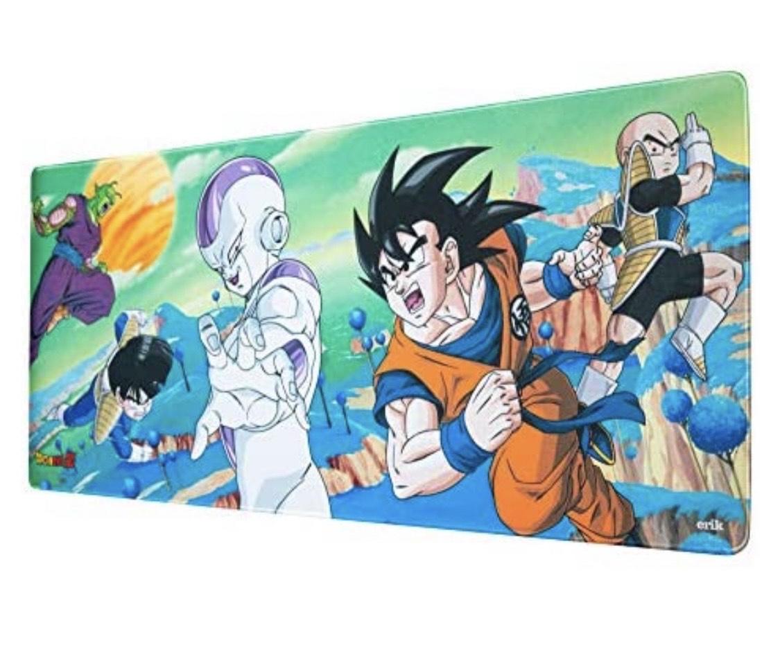 Tapis de Souris XL Erik Dragon Ball Z - 80 x 35 cm