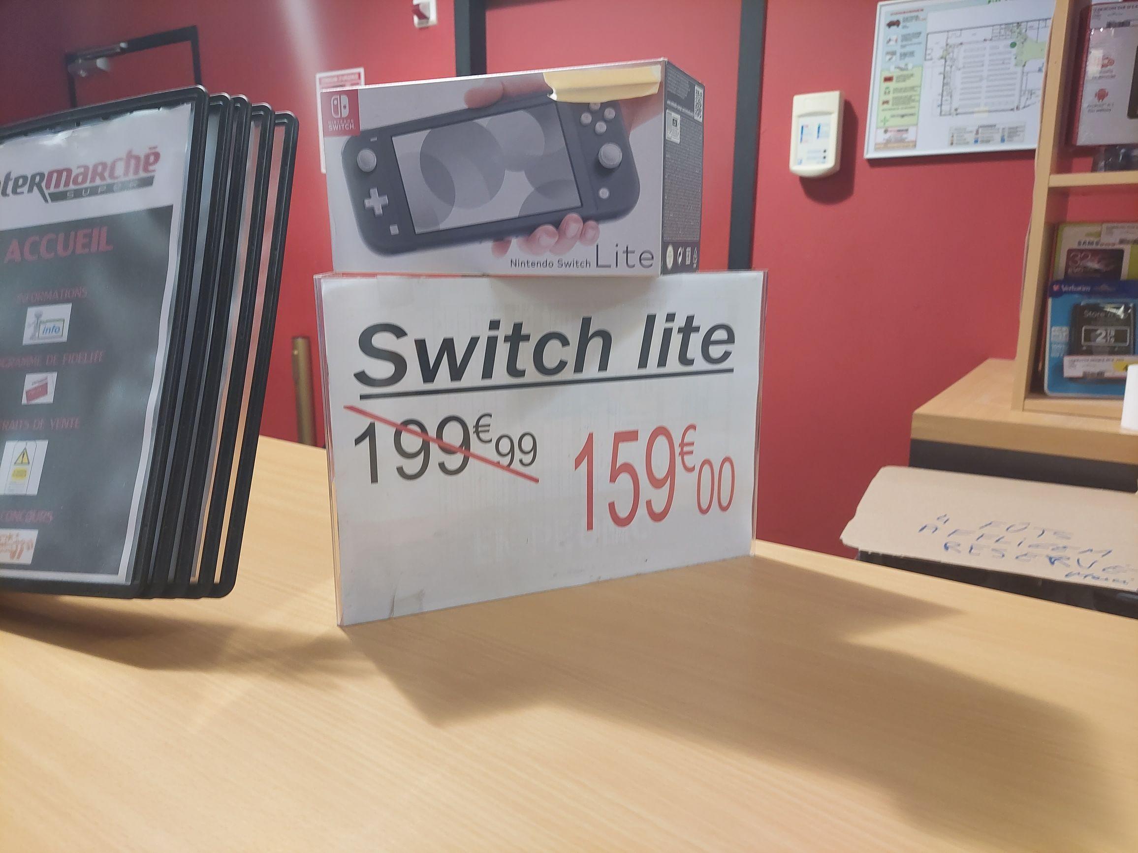 Console Nintendo Switch lite - Fougères (35)