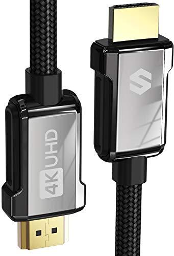 Câble HDMI 2.0b Silkland - 4K 2m (vendeur tiers)