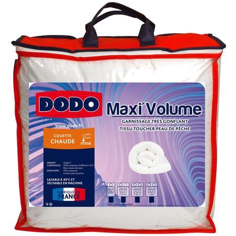 Couette chaude Dodo Maxi'Volume
