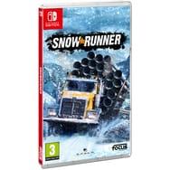 Précommande : Jeu Snow Runner sur Nintendo Switch