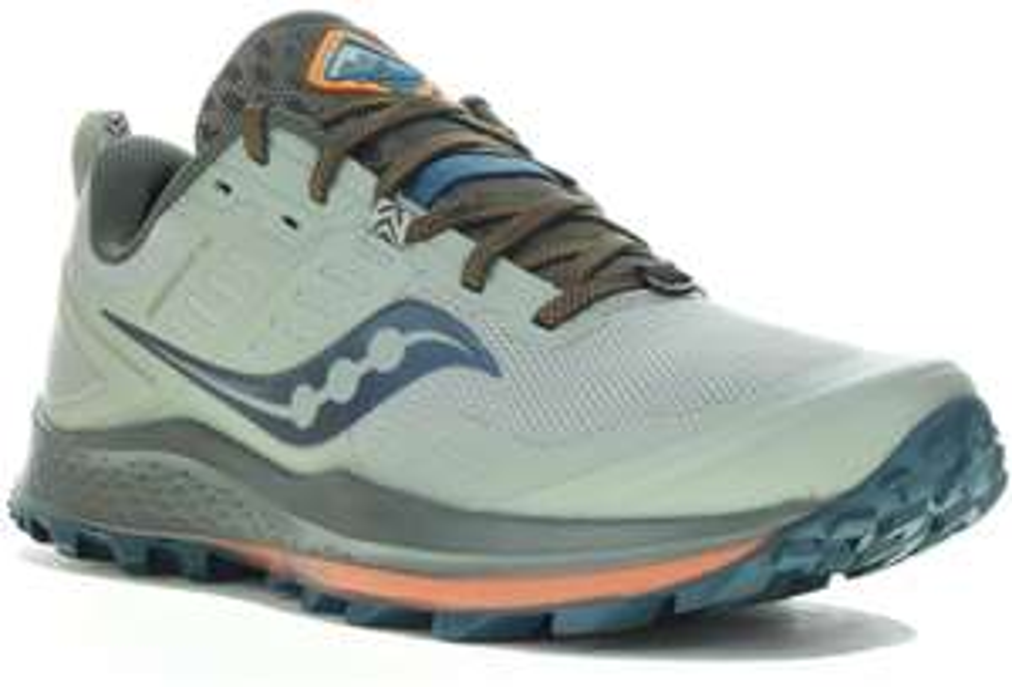 Chaussures de Trail homme Saucony Peregrine 10