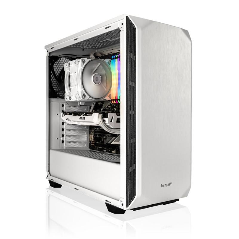 PC de bureau - Intel I7-10700KF, RX6800 (16G),16Go RAM (3200), 500Go SSD Nvme, ASRock Z590 Phantom Gaming, Alim Bequiet 700W (ibuypower.de)