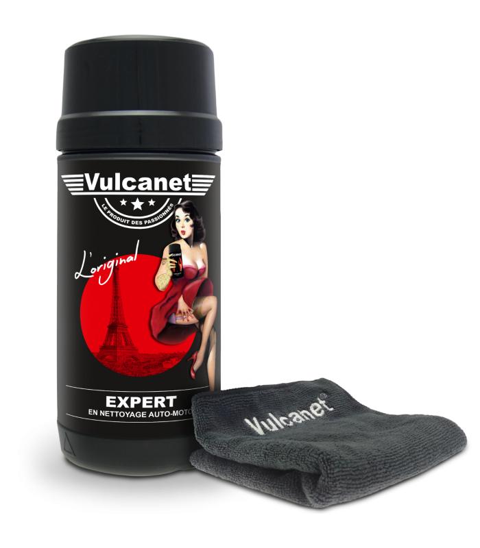 Boite de 80 Lingettes Vulcanet (motardpascher.com)