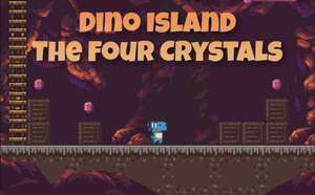 Dino Island - The Four Crystals gratuit sur PC & Linux (Dématérialisé - DRM-Free)