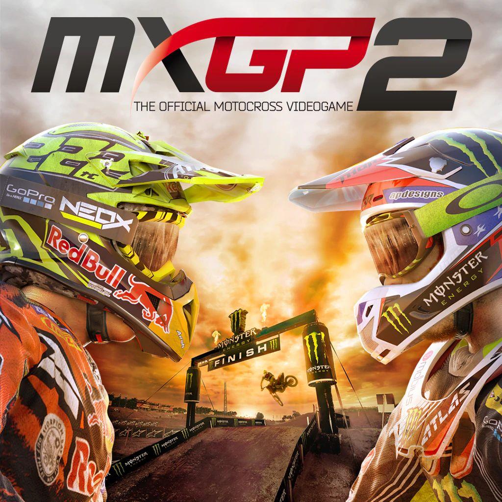 MXGP2 - The Official Motocross Videogame sur PS4 (Dématérialisé)