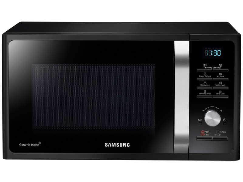 Micro-ondes Samsung MS28F303TAK (via ODR 20€)