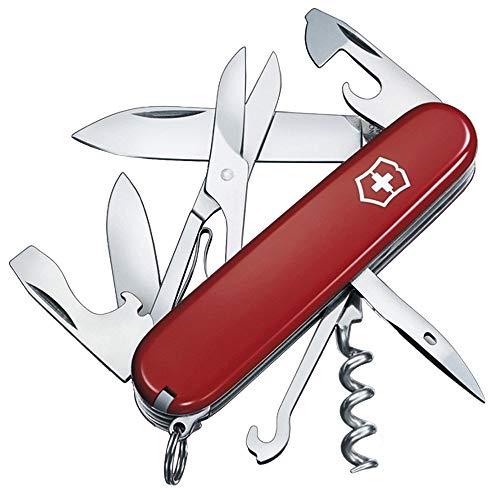 Couteau Suisse Victorinox Climber - 14 fonctions