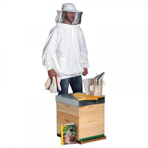 """Kit débutant Apiculture (Taille au choix) + Cadeau """"Surprise !"""" (apiculture.net)"""