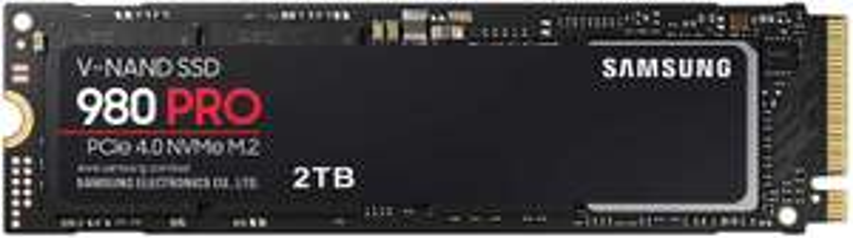 SSD interne M.2 NVMe Samsung 980 Pro (TLC 3D, DRAM) - 2 To