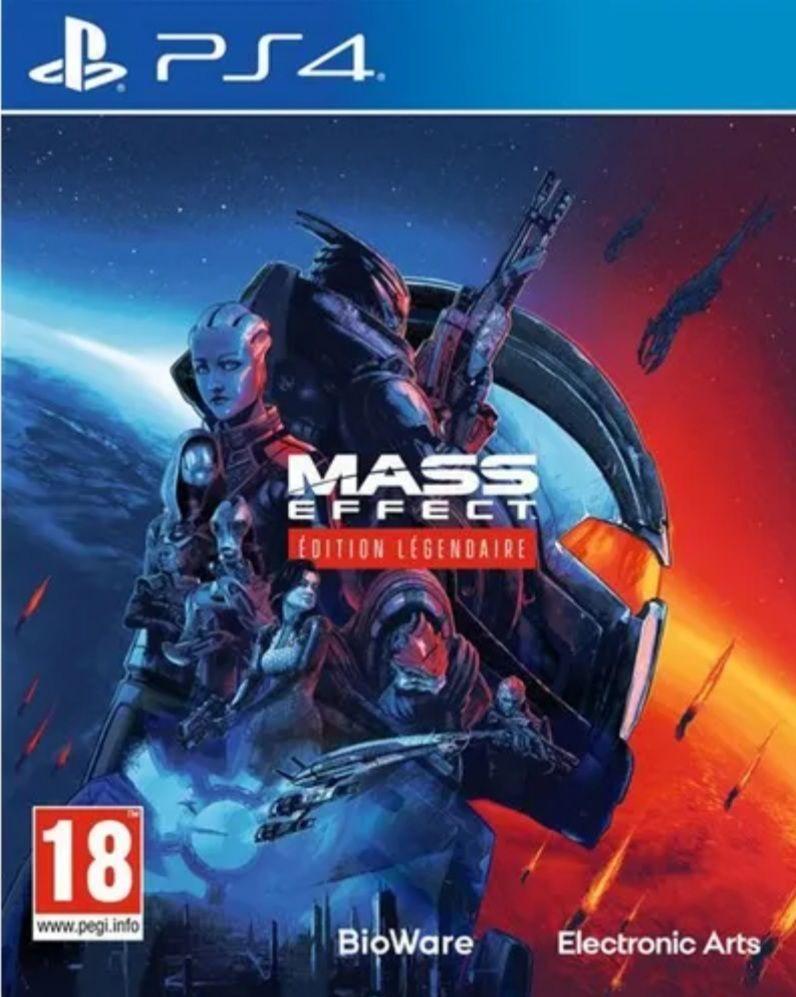 Mass Effect : Edition Légendaire sur PS4 (49.99 avec le code RAKUTEN10)