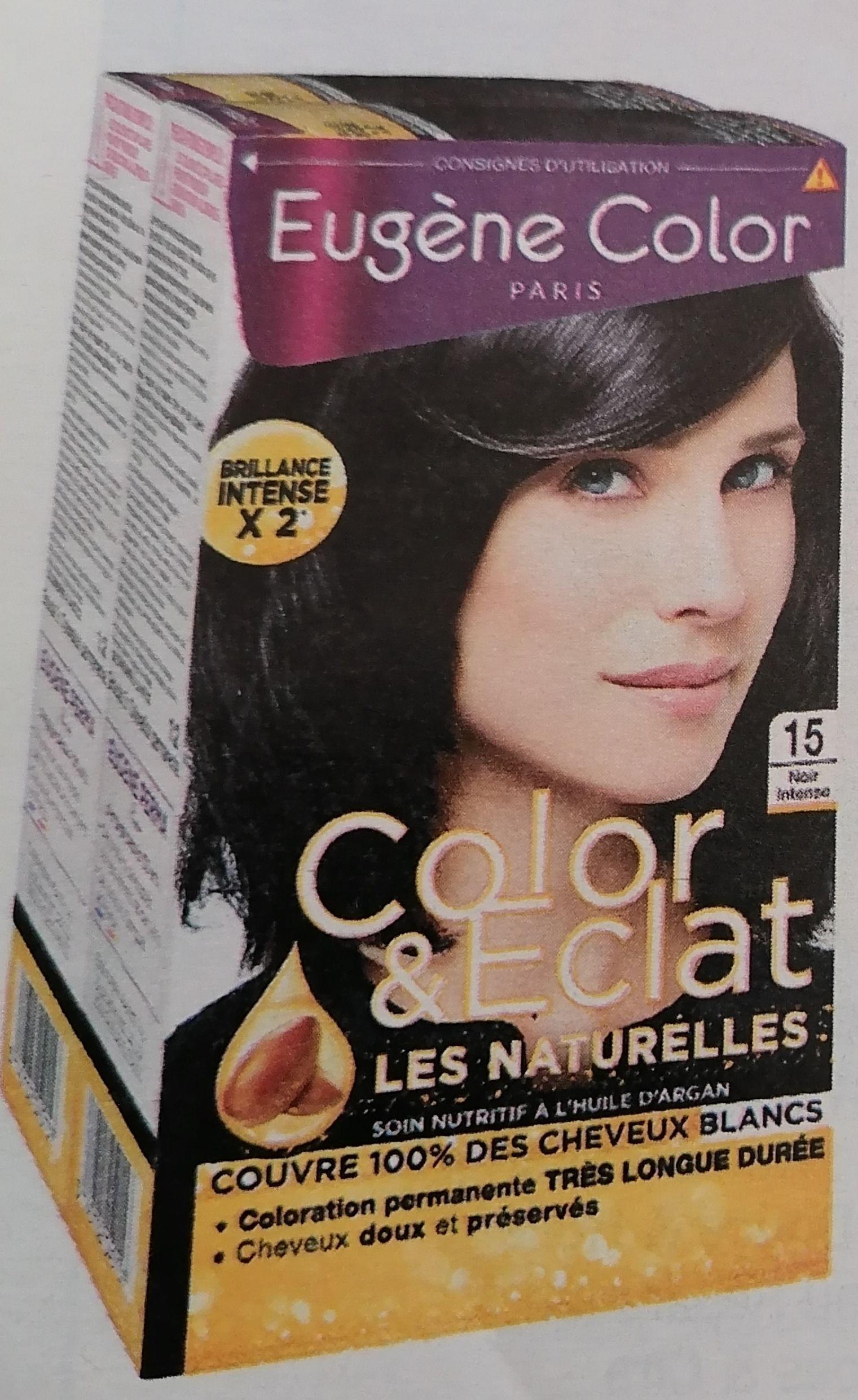 Pack de 2 Colorations Eugène Color - Color et Eclat (via 4,89€ sur la carte fidélité )