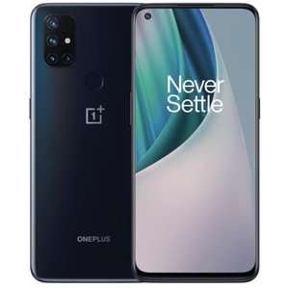 "Smartphone 6.49"" OnePlus Nord N10 - 5G, Full HD+ 90 Hz, Snapdragon 690, RAM 6 Go, 128 Go"