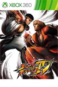 Street Fighter IV sur Xbox 360, Xbox One & Series (Dématérialisé)