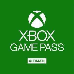 [Nouveaux clients] Abonnement 3 mois au Xbox Game Pass Ultimate (Dématérialisé)