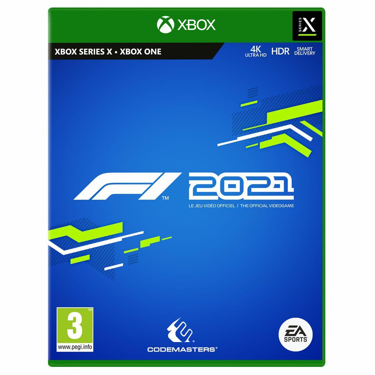[Précommande] F1 2021 édition standard Xbox One / Series
