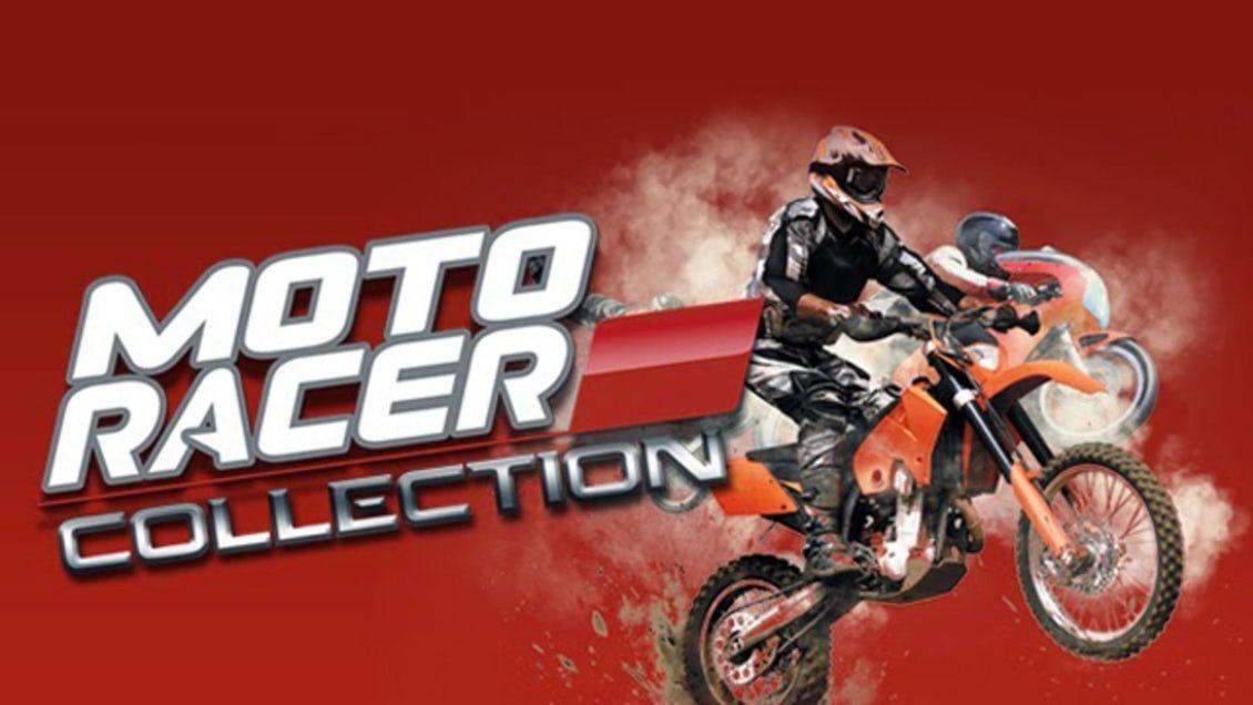 Moto Racer Collection : Moto Racer 1, 2, 3 et 15ème anniversaire sur PC (Dématérialisés - Steam)