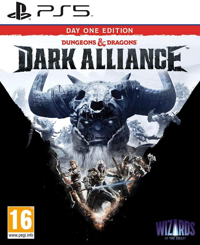 [Précommande] Dark Alliance Dungeons & Dragons Day One Edition sur PS4 & PS5