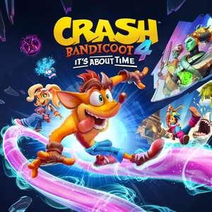 Jeu Crash Bandicoot 4: It's About Time sur PS4 (Dématérialisé)