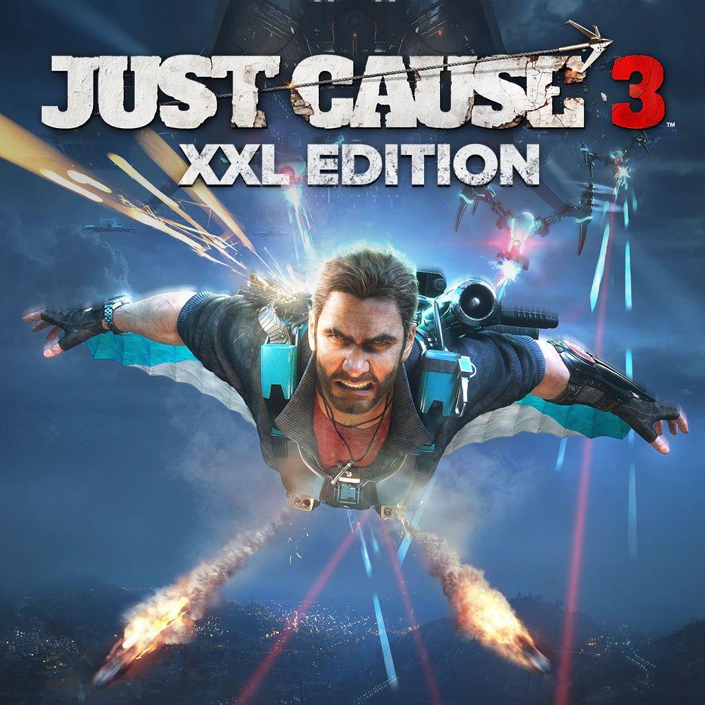 Jeu Just Cause 3 - Edition XXL sur PS4 (Dématérialisé)