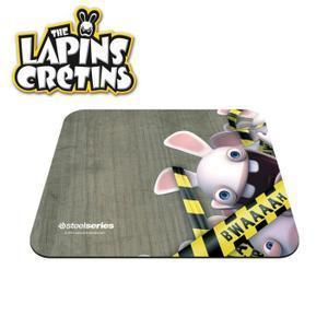 Tapis de souris  Lapins Crétins Bwaaah