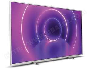 """TV 70"""" Philips 70PUS8555 - 4K UHD, LED, HDR10+, Smart TV, Ambilight 3 côtés, Dolby Atmos & Vision"""