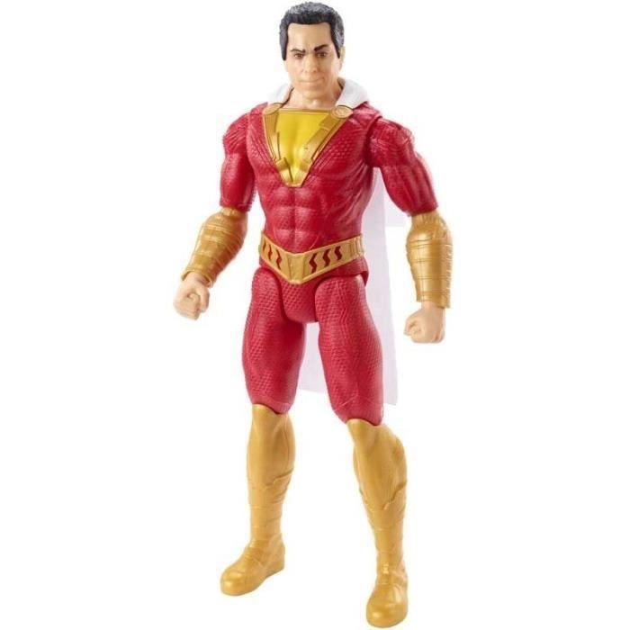Figurine articulé Mattel Dc Comics - Shazam! (30 cm)