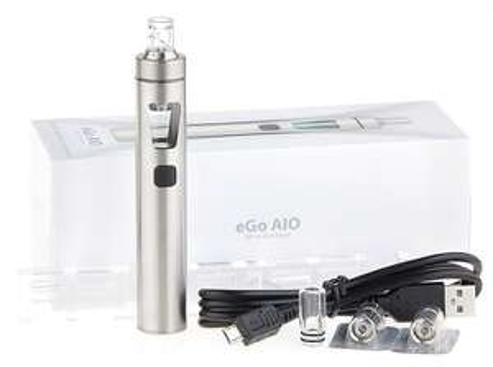 E-cigarette  Joyetech eGo Aio Starter kit - Plusieurs coloris
