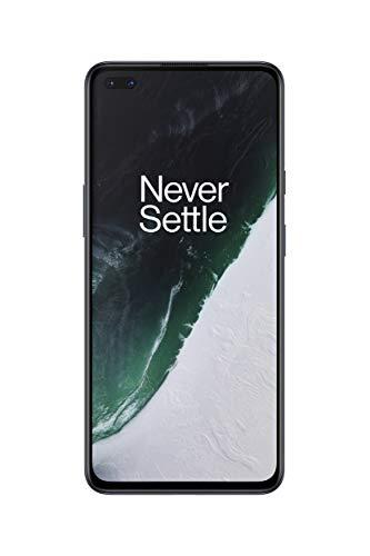 "Smartphone 6.44"" OnePlus Nord 5G - full HD+, Snapdragon 765G, 12 Go de RAM, 256 Go"