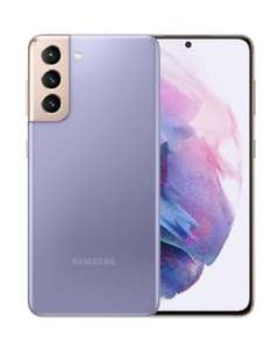 "[Étudiants] Smartphone 6.2"" Samsung Galaxy S21 - 5G, 128 Go via Unidays"