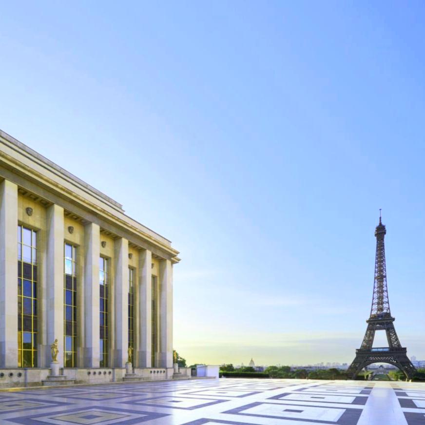 Entrée gratuite à la Cité de l'Architecture & du Patrimoine au Palais de Chaillot - Place du Trocadéro Paris (75)