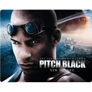 Blu-ray - Pitch Black - Universal 100th Anniversary Steelbook Edition