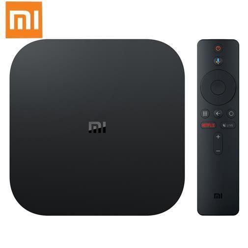 Box TV Android Xiaomi Mi Box S - 4K UHD, 2 Go de RAM, 8 Go (vendeur tiers)