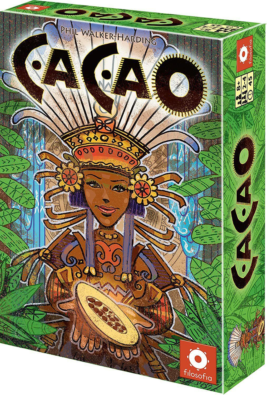 Jeu de société Asmodee Cacao