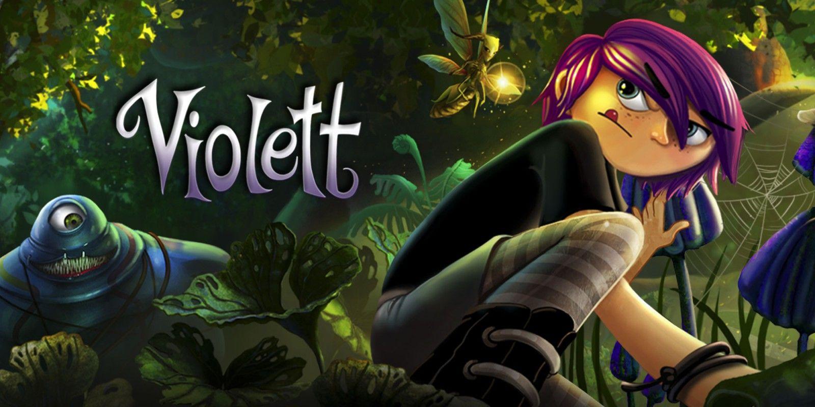 Violett sur Nintendo Switch (Dématérialisé)