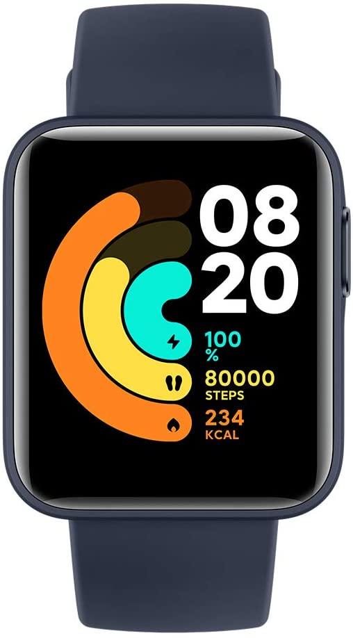 Montre connectée Mi Watch Lite - Bleu (Vendeur tiers)