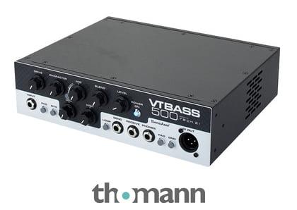 Tête d'ampli pour guitare basse Tech 21 Bass VT 500 - 500W