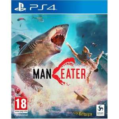 Jeu Maneater Day One Edition sur PS4 (retrait magasin)