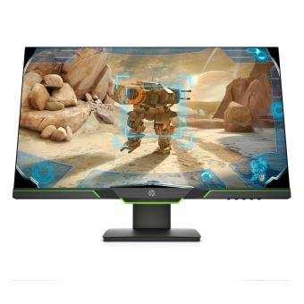 "Écran PC 27"" HP 27xq - QHD, 144 Hz, Dalle TN, 1 ms, FreeSync"