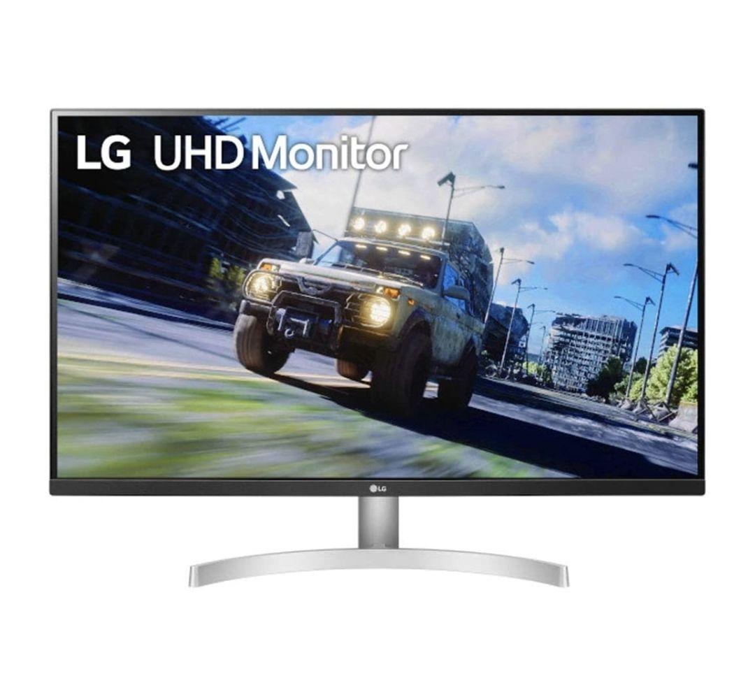 """Écran PC 32"""" LG UN500, VA, 4K, HDR10, DCI-P3 90%, 4ms, 60hz, FreeSync, haut-parleurs"""