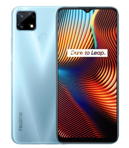 """Smartphone 6.5"""" Realme 7i - HD+, Helio G85, RAM 4 Go, 64 Go"""