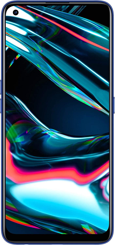 """Smartphone 6.4"""" Realme 7 Pro - 8 Go de RAM, 128 Go, Bleu, Double Nano SIM (Version Française)"""