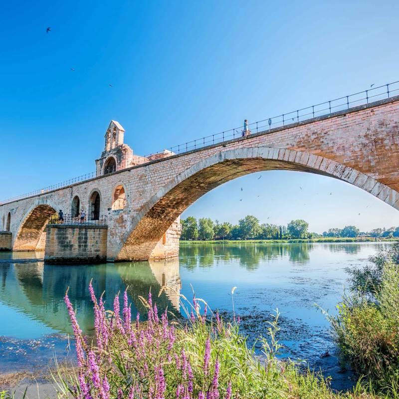 Visite guidée gratuite du Pont d'Avignon - Avignon (84)