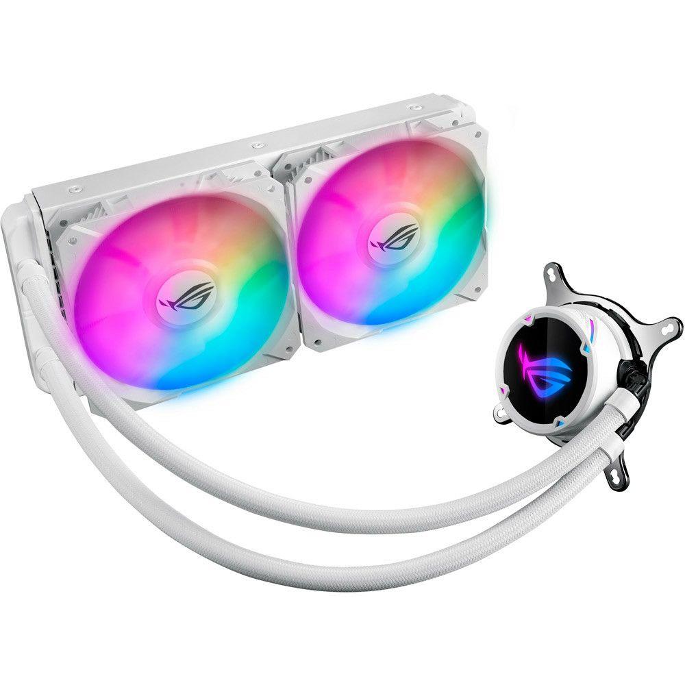 Watercooling Aio Asus Rog Strix LC 240 RGB Blanc 240mm