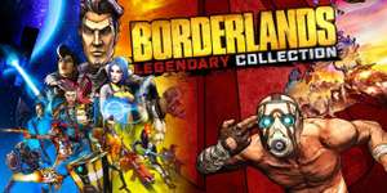 Borderlands Legendary Collection sur Nintendo Switch (Dématérialisé)