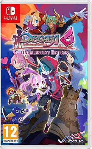 [Précommande] Disgaea 6: Defiance Of Destiny sur Nintendo Switch